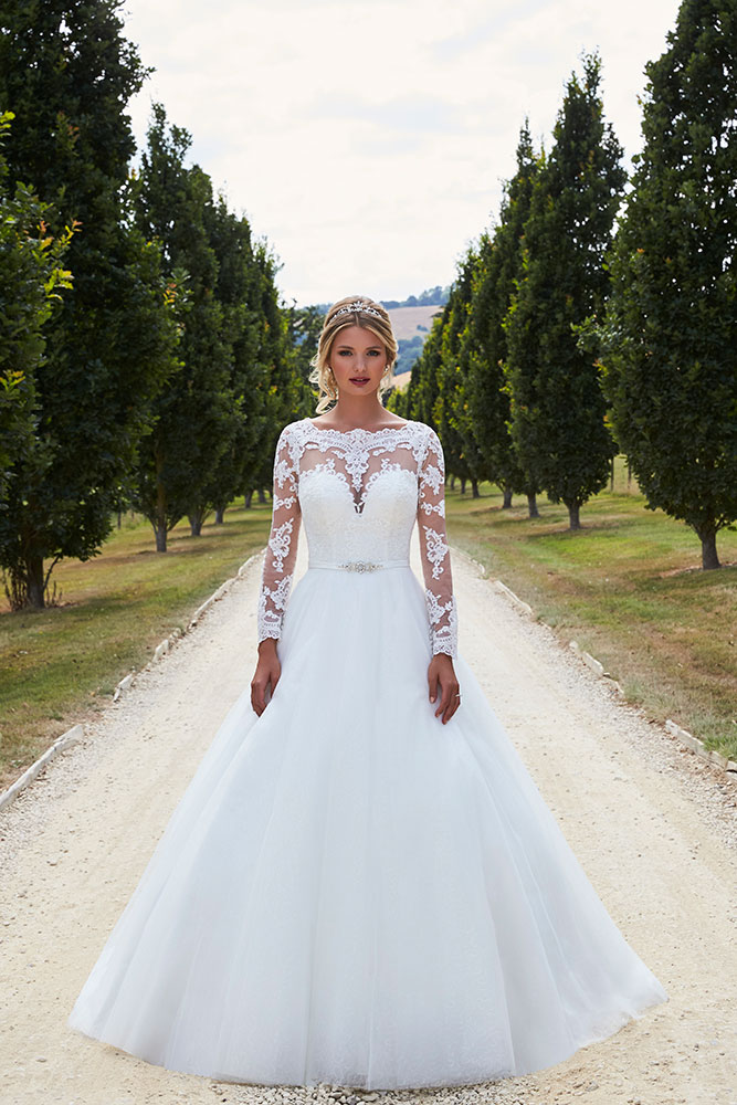 wedding dresses glasgow